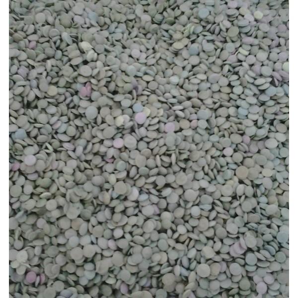 Πρώτες ύλες πλαστικών -LDPE έγχρωμο για φιλμ ανακυκλωμένο